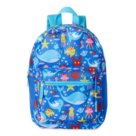 "Wonder Nation Children Sea 15"" Backpack"