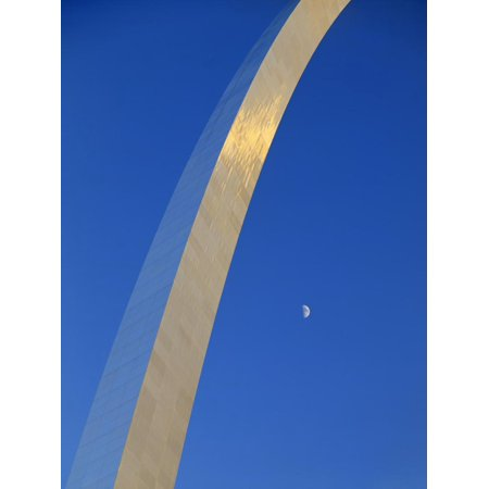 Gateway Arch at Dusk, Jefferson National Expansion Memorial, St. Louis, Missouri, USA Print Wall Art By Scott T. Smith](Louis Smith Halloween)