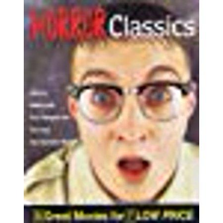 Horror Classics V05:  Maniac / Metropolis / The Vampire Bat / The Ape / The Monster Maker ()