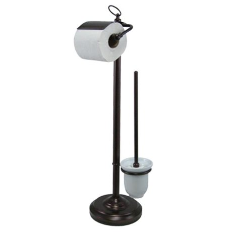 Kingston Brass Cc2015 Free Standing Toilet Paper Holder