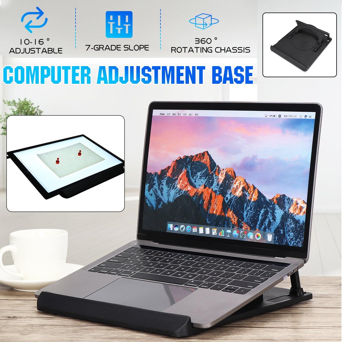 Bingirl Anti-Slip Ergonomics Vertical Gaming Mouse for PC Laptop Black Charging Version