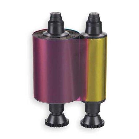 Evolis Pebble 4 R3011 Id Card Printer Ribbon, Full Color