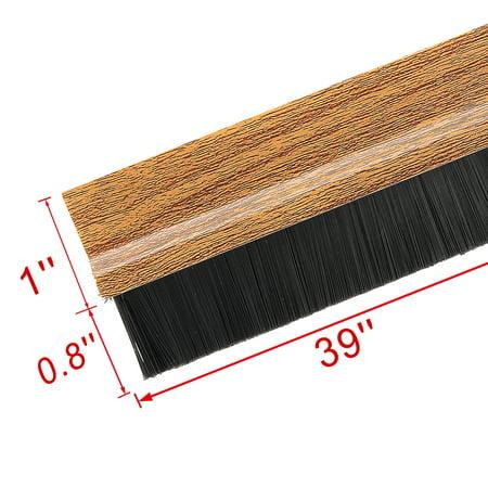 """Coussinets autoadhésifs en fond porte en bois avec balayage 0.8"""" x 40"""" brosse 1.8"""" - image 3 de 8"""