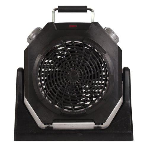 BD 1500W Portable Heater Fan