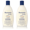 (2 Pack) Aveeno Baby Soothing Relief Creamy Wash with Natural Oatmeal, 12 fl. oz