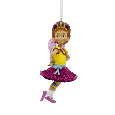 hallmark disney fancy nancy christmas ornament