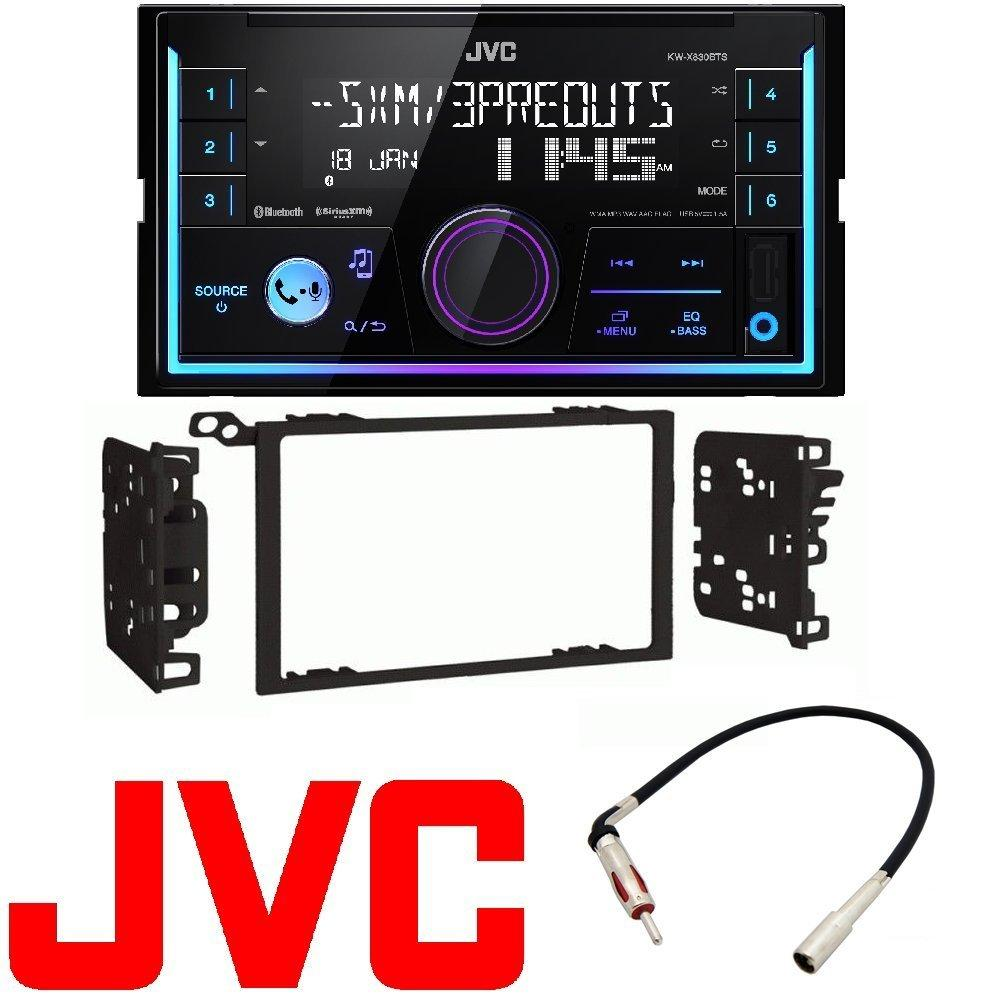 iphone ford wiring harness kits best wiring library Ford Clutch Kits jvc kw r930bts double 2 din cd mp3 player iheart radio siriusxm ready bluetooth