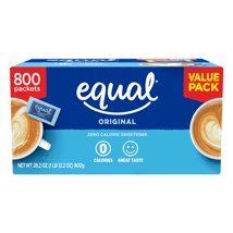 Sugar & Sweetener: Equal