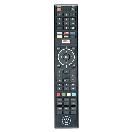 Lcd Tv Remote Control For Models Wd65nc4190  We55uc4200  Wd55ut4490  Wd50ut4490  Wd42ut4490  Wd55ub4530  Part No  845 058 03B00   Westinghouse Remote    By Westinghouse