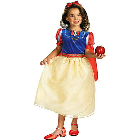 Disney Snow White Child Halloween Costume (Halloween 1 Disney Channel)