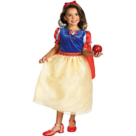 Disney Snow White Child Halloween Costume - Old Disney Halloween Shows