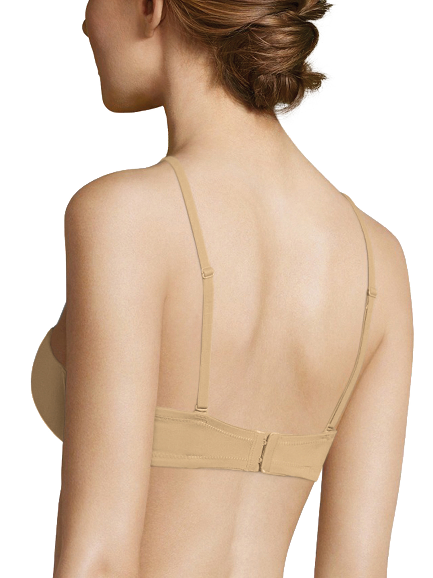 4c51a86b78506 Maidenform - Sweet Nothings Womens Stay Put Strapless Push Up Underwire  Bra