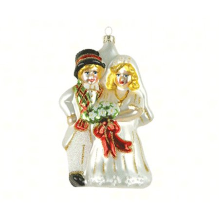 Bride and Groom Ornament - image 1 of 1