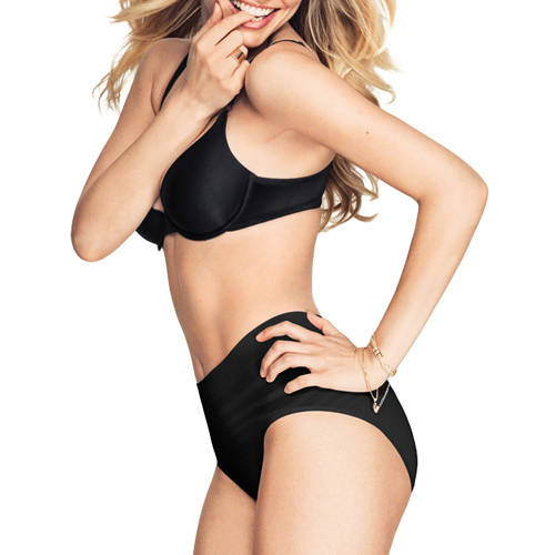 FLEXEES by Maidenform Everyday Control Seamless Hi-Cuts Briefs Shape Shorts