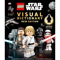 LEGO Star Wars Visual Dictionary, New Edition : With exclusive Finn minifigure