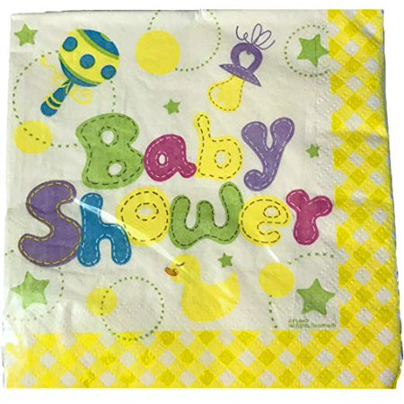 Baby Shower Party Celebration Dessert Napkins (40 count)](Easy Baby Shower Desserts)