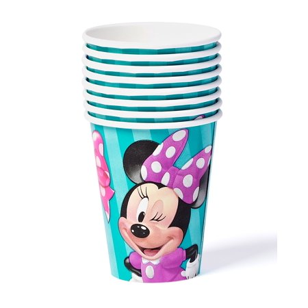 American Greetings Minnie Mouse Paper Cups (32 Count), 9 oz - image 2 de 3