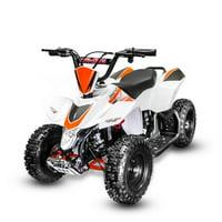 Electric Mini ATV Sahara on 350W 24V (White)