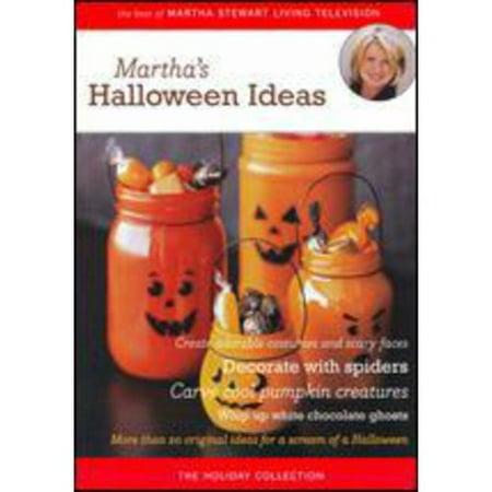 The Martha Stewart Holiday Collection - Martha's Halloween Ideas - Ideas Decoracion Halloween