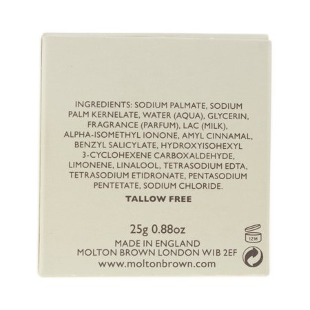 Best Molton Brown Ultra Pure Milk Soap, 0.88 Oz - Pack Of 6 deal