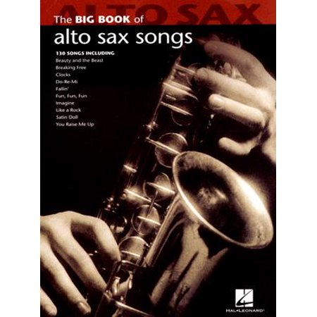 The Big Book of Alto Sax Songs ()