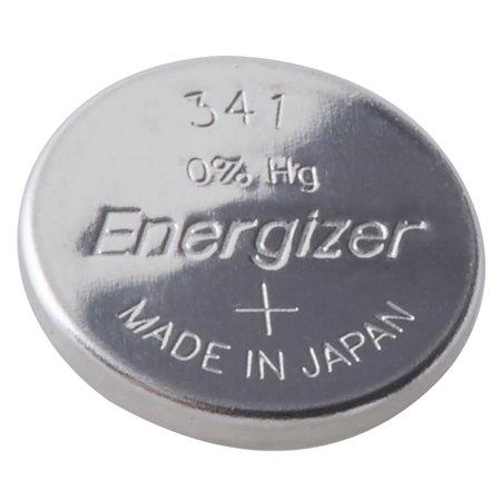 Energizer 341 (SR714SW) Silver Oxide Watch Battery. On Tear Strip