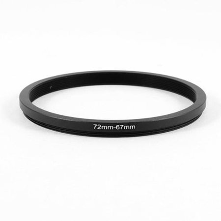 72mm to 67mm Camera Filter Lens 72mm-67mm Step Down Ring Adapter 72mm Step Down Ring