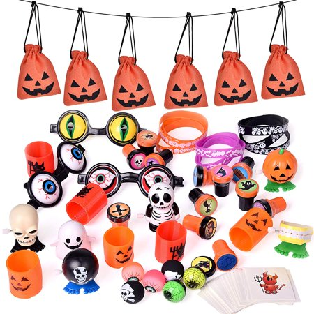 Halloween Party Favors playset -72 PCs