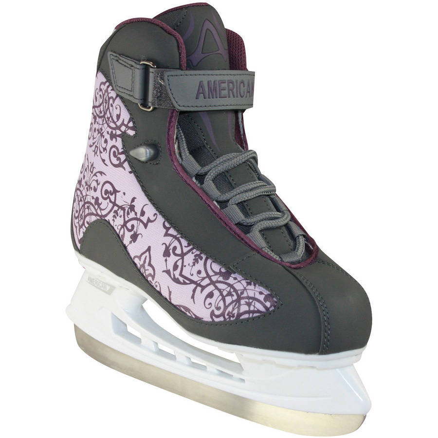 American Women's Softboot Hockey Skates by American