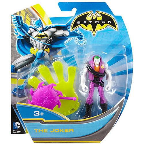 DC Comics Batman Slapstick Smack The Joker Action Figure by Mattel