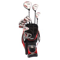 Nitro Golf Blaster 15 Piece Complete Set With Bag Graphite/Steel, Right Handed