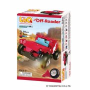 LaQ Hamacron Constructor - Mini Off-Roader LAQ003133 by LaQ Blocks