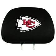 NFL Kansas City Chiefs Headrest Covers