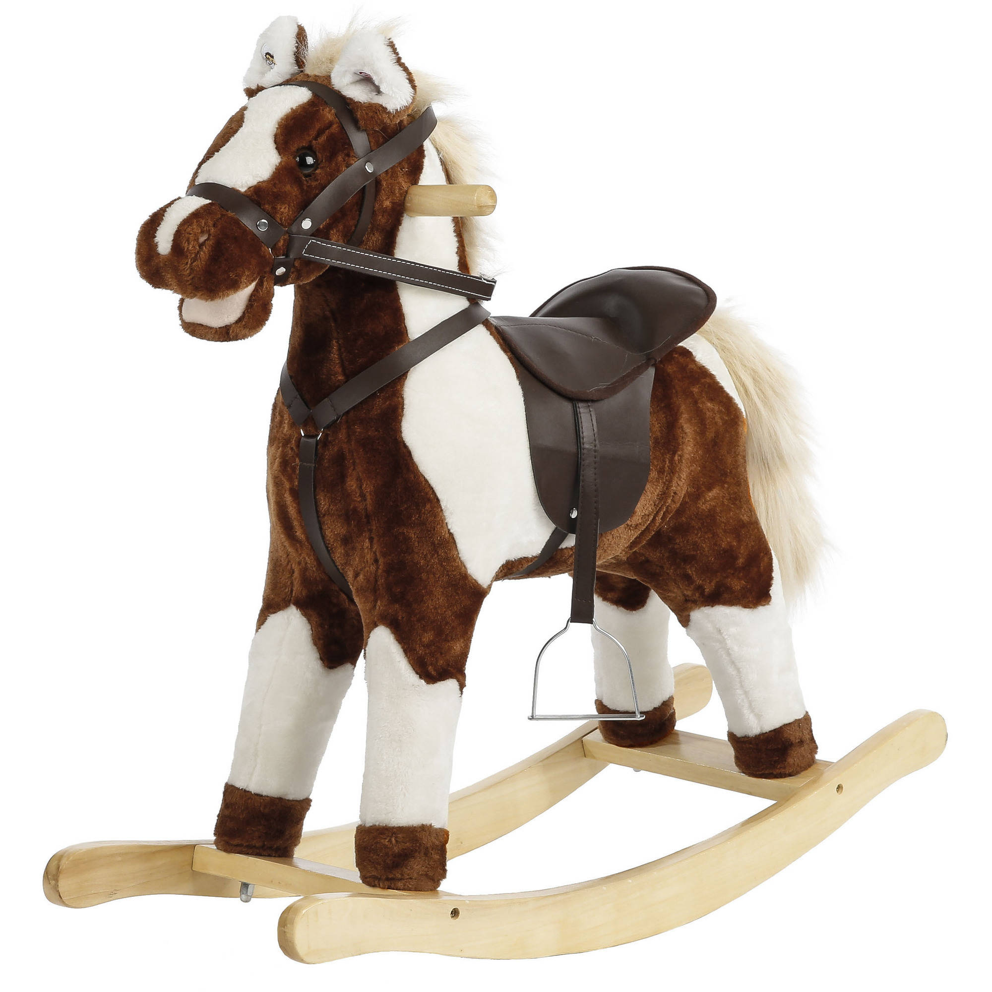 rockin' rider flash rocking horse  walmartcom -