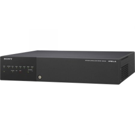 Sony NSR-500 Network Surveillance Recorder with 16-Channel Full HD Image Capture, Up to 12TB of Storage