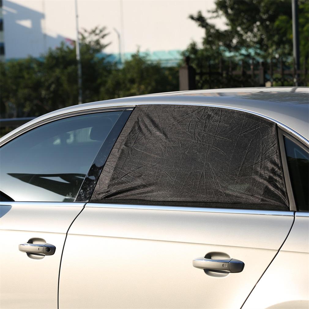 Hot Sale Professional Simple Black 2pcs Adjustable Car Window Sun Pyle Plam40 4gauge Amplifier Installation Kit Walmartcom Shades Uv Protection Shield Mesh Cover Visor Sunshades 2 Sizes L Xl