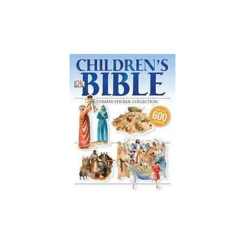Children's Bible Ultimate Sticker Collection