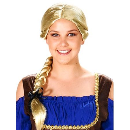 Blonde Evil Queen Adult Wig (Evil Queen Adult Wig)