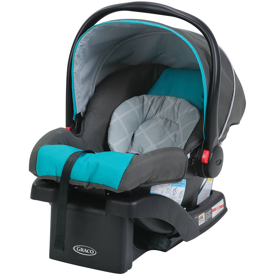 Graco SnugRide 30 Click Connect Infant Car Seat with Front Adjust, Choose Your Pattern