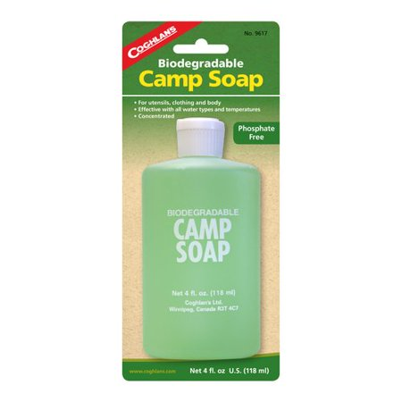Coghlan's 4 oz. Camp Soap