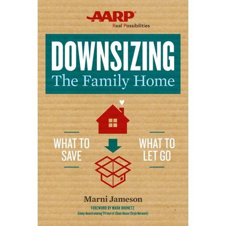 Downsizing the Home: Downsizing the Family Home: What to Save, What to Let Go