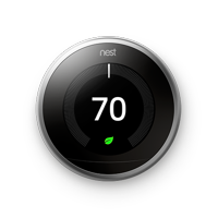 Google Nest Learning Thermostat - 3rd Gen.