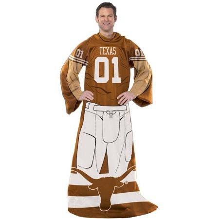 Texas Longhorns Blanket Comfy Throw Player Design