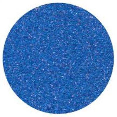 Dark Blue Sanding Sugar - 4 oz - National Cake Supply