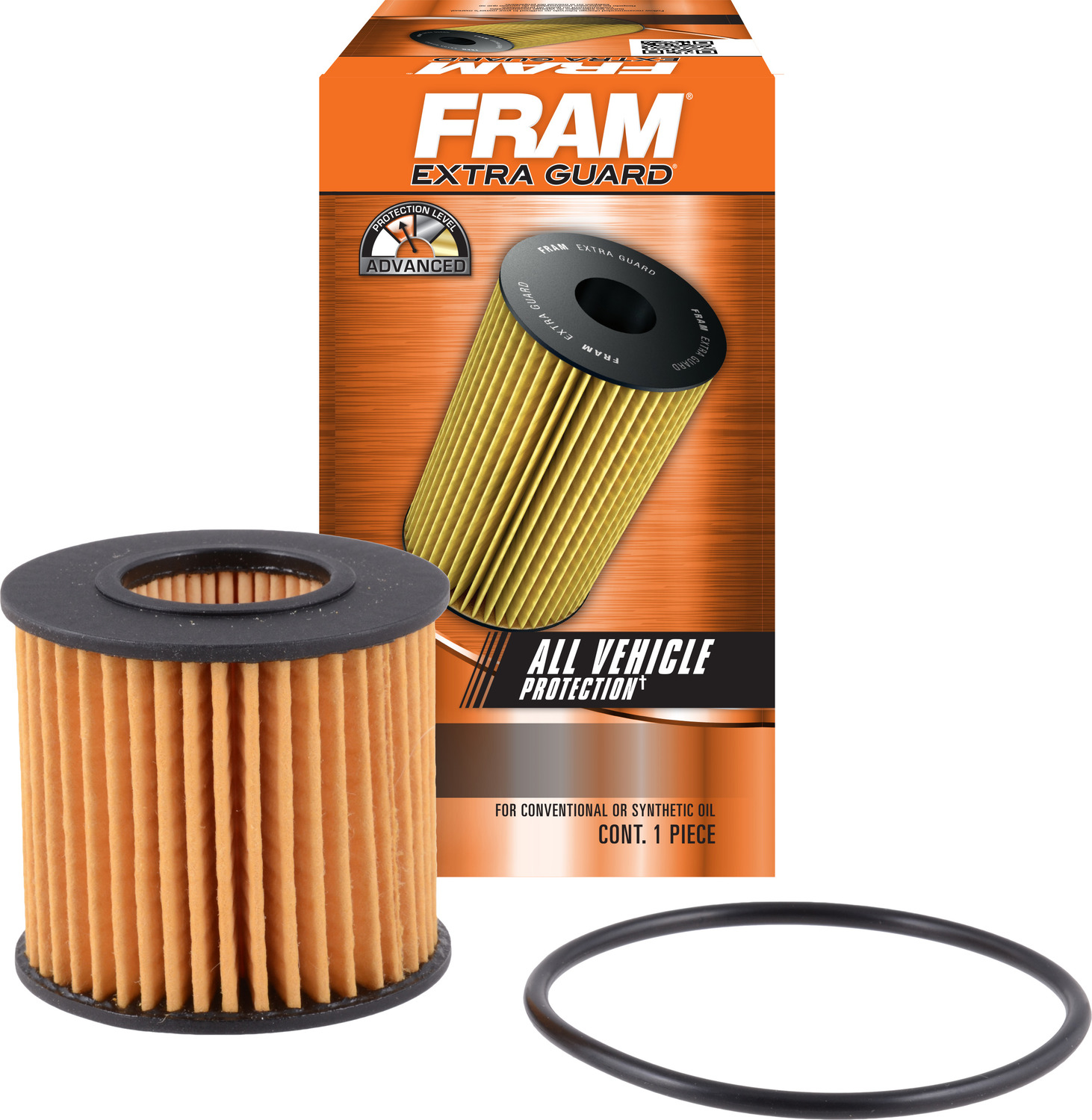 FRAM Extra Guard Oil Filter, CH10358