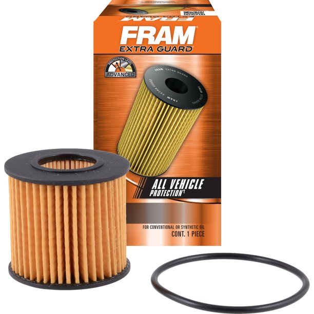 FRAM Extra Guard Filter CH10358, 10K mile Change Interval Oil Filter