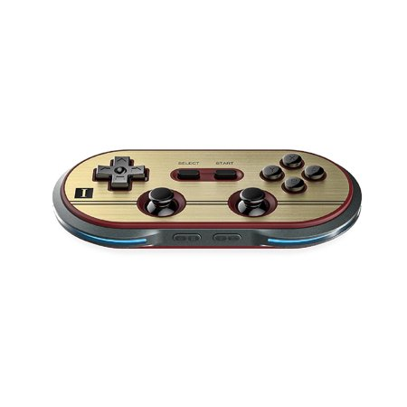 Gamepad, Yikeshu 8Bitdo FC30 PRO Wireless Bluetooth Controller Classic Nintendo Gamepad Joystick for  Mac OS, Android and Windows devices (FC30 PRO)