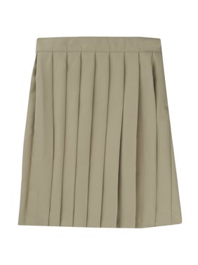 f673abb912 Product Image French Toast Girls 7-20 Pleated Skirt (Gray - 20)