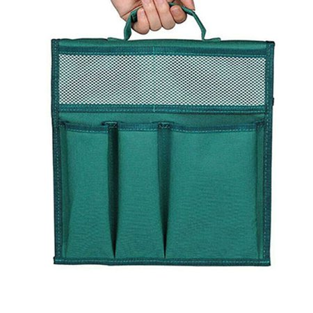 LANBOWO Garden Kneeler Tool Bags with Handle for Knee Stool Gardening Tools Storage Pouch New ()