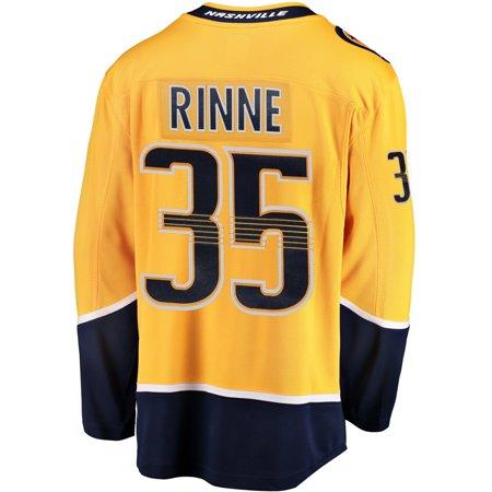 innovative design c85c9 0caad Pekka Rinne Nashville Predators NHL Fanatics Breakaway Home Jersey